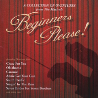 Beginners Please ! The Musical CD